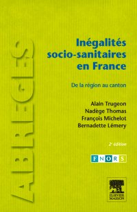 couverture du tome 2 inégalités socio-sanitaires de santé