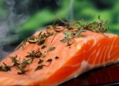 Le poisson augmenterait l'espérance de vie des seniors